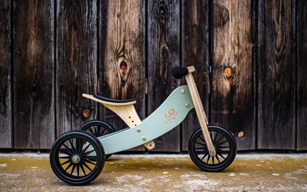 Lesen poganjalec, ki je lahko tudi dodatek v otroški sobi