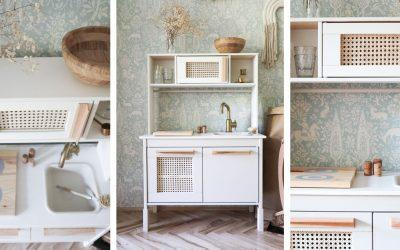 DIY: prenova otroške kuhinje Ikea Duktig (drugič)